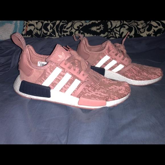 adidas nmd weiß rosa